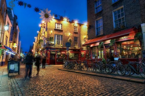 le mythique quartier de temple bar