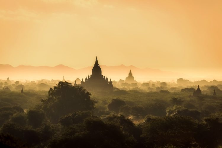 Voyage en Birmanie (Myanmar)